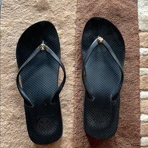 Authentic Tory Burch flip flops